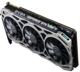 EVGA Geforce GTX 1080Ti axial