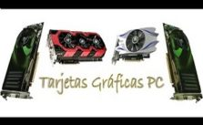 tarjetas graficas pc