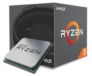 AMD RYZEN 3 1200 3.4 GHz