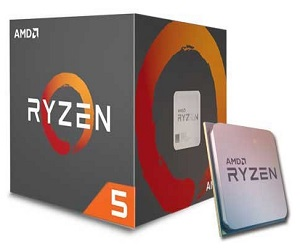 AMD RYZEN 5 1400 3.2 GHz