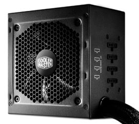Cooler Master G750M axial