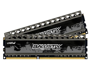 Crucial Ballistix Tactical Tracer 8 GB 2666 MHz
