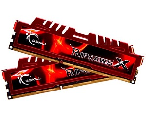 G.Skill Ripjaws X 4 GB 1600 MHz