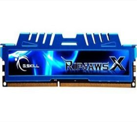 G.Skill Ripjaws X 4 GB 2400 MHz frontal