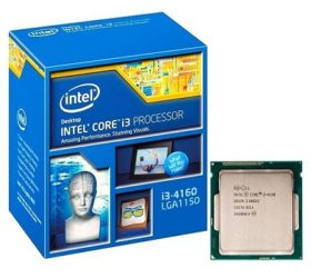 Intel Core i3 4160 3.6 GHz en caja
