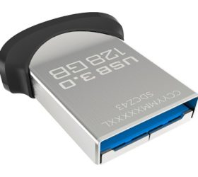Sandisk Ultra Fit 150 axial