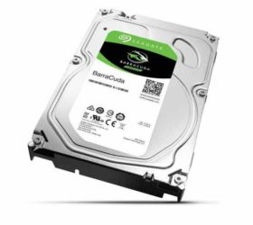 Seagate Barracuda 1 TB axial