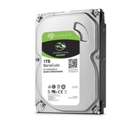 Seagate Barracuda 1 TB frontal