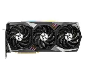 MSI RTX 3090 Gaming X Trio frontal